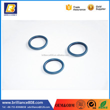 2017 anti-oxidation rubber seal o-ring Electrically conductive clear rubber washers for EMI shielding