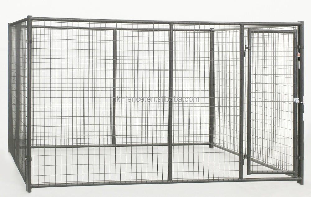 wholesale direct factory welded wire mesh large dog cage