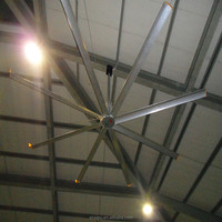16ft Industrial hvls ceiling fan for factory indoor