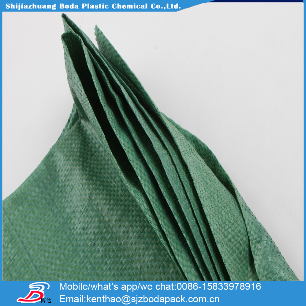 pp rice bag rice woven bag 50kg pp bags pp woven bag food grade sealable vegetable/seed packing/fertilizer