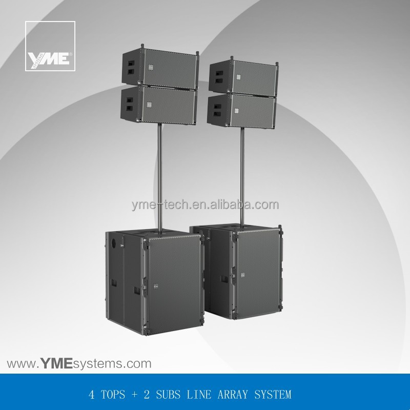 YG 18A single 18 inch active line array speak system
