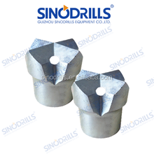 SINODRILLS high strength granite hollow button drill bit
