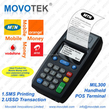 22 Movotek Airtime Recharge GPRS Device with High-speed and Good Quality Thermal Printer