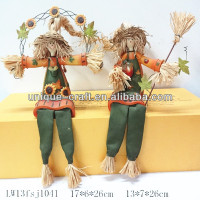 resin model kit figures harvest decoration