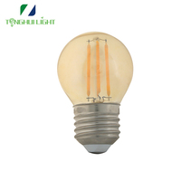 new products 360 degree led golf ball filament bulb g45 made in China