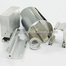Custom made aluminium extrusion shell/case/box/Housing