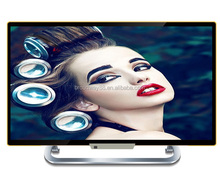 "32 inch 1366*768P HD Super Slim Golden Shell E LED television /32"" HD narrow bezel LED TV with DVD / USB"