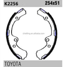 GS8143 04494-26030 for Toyota replacing drum brake shoes