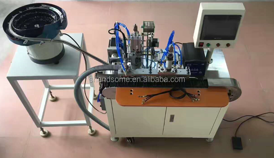 SH-168 Connecting Wire Automatic Tin Soldering Machine for Wiring welding machine for USB