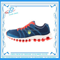 New design running shoes multi color tracking sport shoe