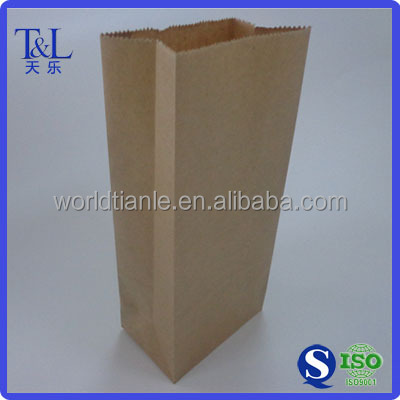 Classical brown paper lunch sack, paper lunch sack, brown paper bag