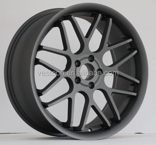 "New design of car alloy wheel rims hot -selling cast wheel 12""-26inch"