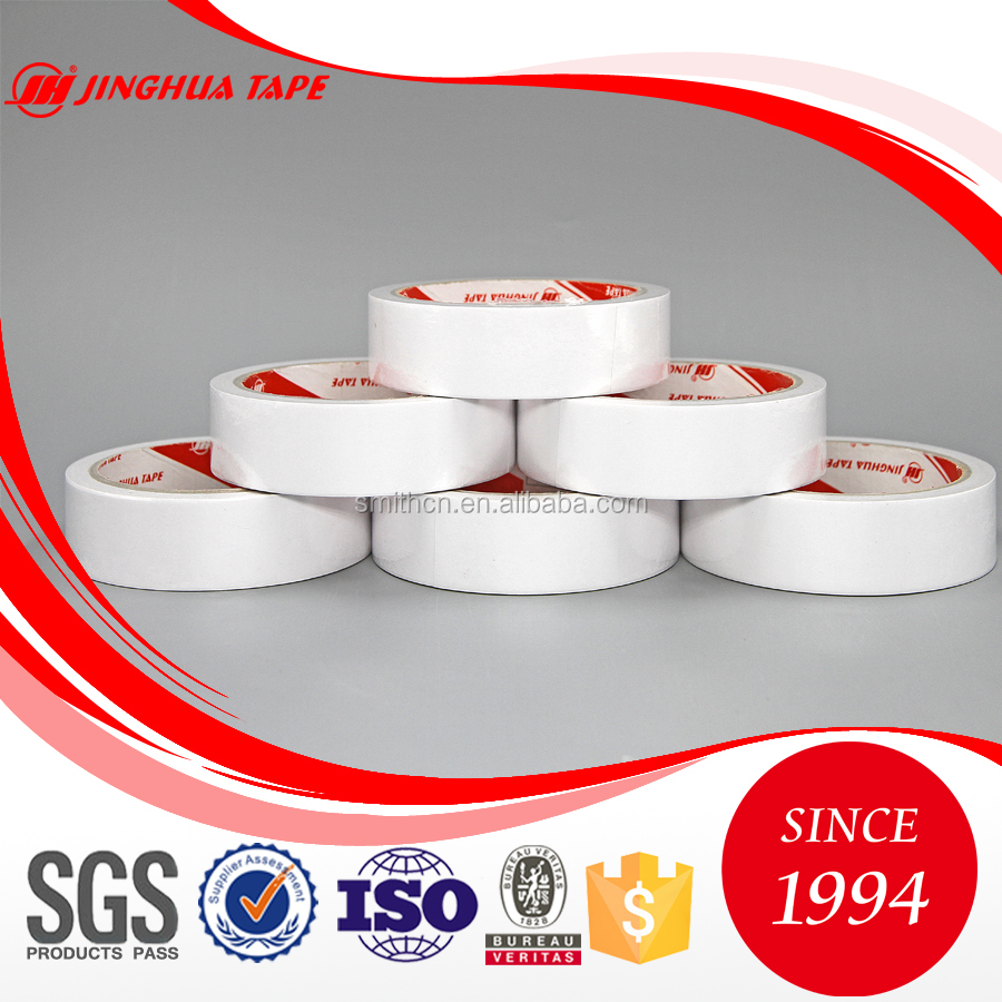 Jinghua hot selling heat resistant high adhesion pvc Double side tape
