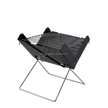 Portable Foldable Outdoors Tabletop BBQ Gril