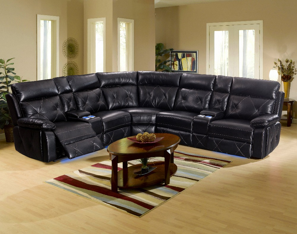 European design cheap leather recliner electronic/lazy boy recliner sofa parts/sectional half moon corner curve sofa sets