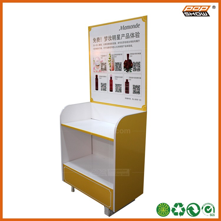 Factory price shelf advertising with best quality and low price