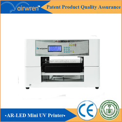 Big Discount ! 5760 dpi Uv Flatbed Printer For Cell Phone Case/mug/pen Printing machinery