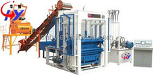 HY-QT5-20 coal dust brick making machine
