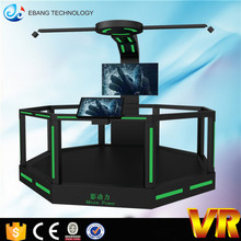 Indoor Equipment HTC VIVE Vr Interactive Flying Shooting Game Equipment