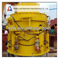 2013 new type hydraulic cone crusher with high technology on sale