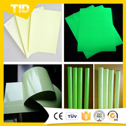 Glow in the Dark Film Printable PVC Material