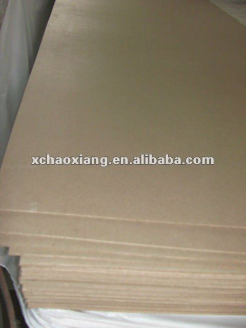 Insulating cardboard/ press paper board laminate