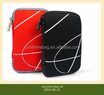 2014 Neoprene fashion coin purse with customized logo