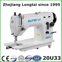 industrial zigzag hair weaving sewing machine
