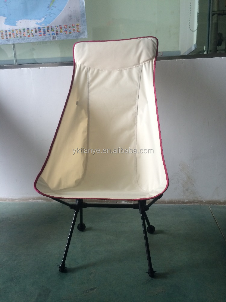 Higher camp chair top quality aluminum chair folding beach for Good quality folding chairs