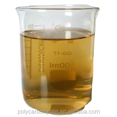 50% polycarboxylate superplasticizer PCE
