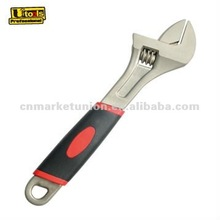 high quality carbon steel head polishing adjustable tube wheel wrench
