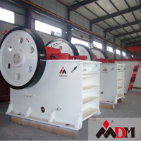shanghai DongMeng 2014 newly authorized jaw crusher certified by CE ISO GOST