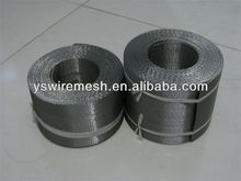 stainless steel filter mesh belt