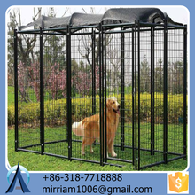 Iron pet run cage dog kennel cage dog cage