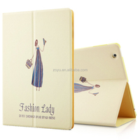 leather case for ipad 3 Printed Tablet Cover for ipad3
