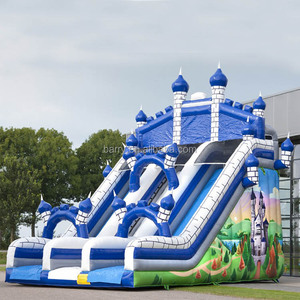Commercial inflatable kids slides/inflatable dry slides/inflatable slide for party