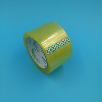 Sealing Use Clear High Quality Transparent BOPP Material Acrylic Adhesive Tape