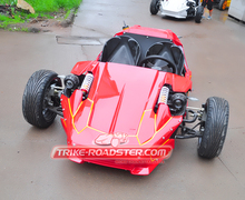 Christmas Gift 200cc 250cc 300cc Air Cooled Trike Original Kit Trike ATV TR2501 Made in China