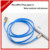 1M Zinc Metal Alloy Micro USB Cable Passed 2.1A Charging Data Transfering Sync Cable