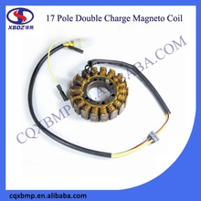 Dc 17 pôle Double chargeur <span class=keywords><strong>d</strong></span>'allumage moto Magneto Stator <span class=keywords><strong>bobine</strong></span>