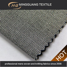MG12358 polyester viscose blended yarn fabric used suit for men