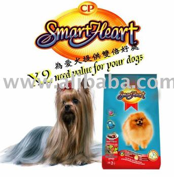 CP Smartheart Dog Food-Toy