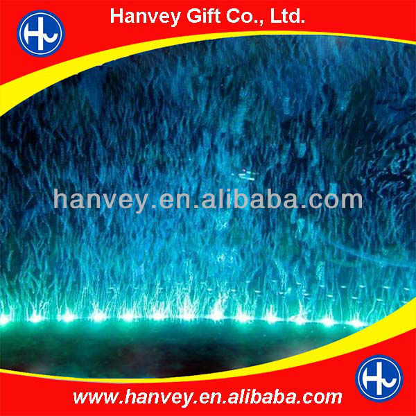 led submersible aquarium light for coral reef