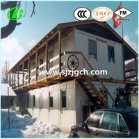 High Quality Container House for the Russia Cold Area