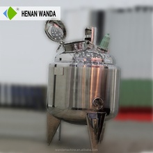 Stainless steel jacket 50l packed bed reactor