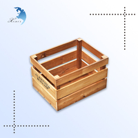 2016 latest top brand eco-friendly traditional wooden crates wholesale