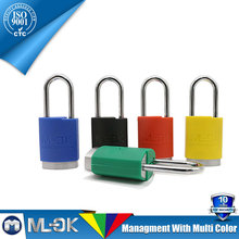MOK@W202/W202L small size combination lock aluminium alloy color padlock