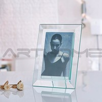 Romantic Transparent Picture photo frame