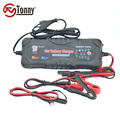 12V /24V Smart 2/5/10A Automatic Battery Charger ,For all LEAD-ACID batteries