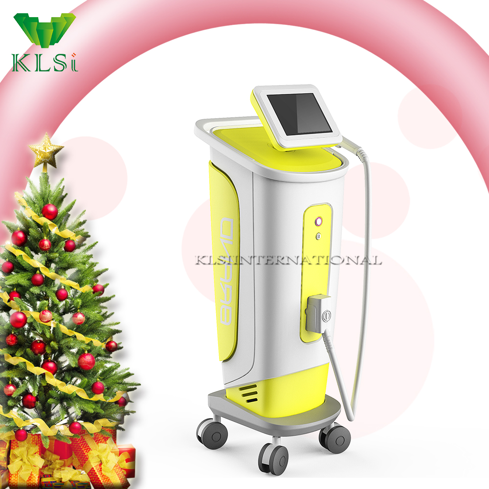 Beauty salon equipment laser machine/laser diode hair removal /medical device permanent hair removal